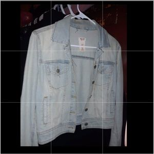 (2 for $20) Jean Jacket